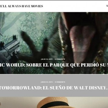 We´ll Always Have Movies
