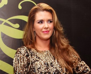 Alicia Machado se codeó con este famoso director de Hollywood [+Fotos]